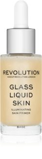 Makeup Revolution Glass Brightening Face Serum