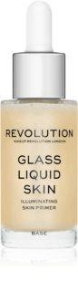 Makeup Revolution Glass posvjetljujući serum za lice