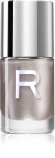 Makeup Revolution Candy Nail verniz com brilho nacarado  tom Oyster Shell 10 ml
