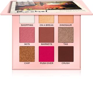 Makeup Revolution X Friends palette di ombretti