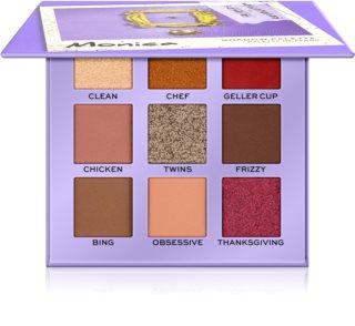 Makeup Revolution X Friends palette di ombretti