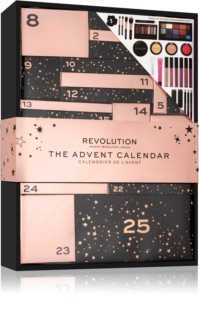 Makeup Revolution Advent Calendar Adventskalender (für Damen)