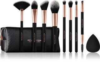 Makeup Revolution Brush Collection Gavesæt  (Til kvinder )