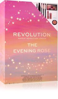 Makeup Revolution The Evening Rose σετ δώρου (για γυναίκες)
