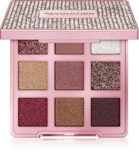 Makeup Revolution Precious Glamour paleta de sombras de ojos