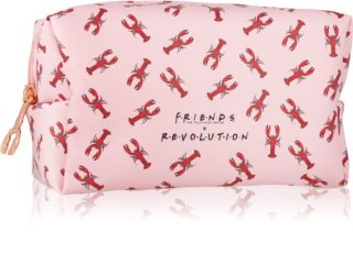 Makeup Revolution X Friends Lobster καλλυντικό τσαντάκι