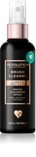 Makeup Revolution Brush Collection spray de curatat pensule