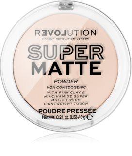 Revolution Relove Super Matte matující pudr