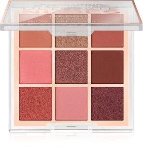 Makeup Revolution Ultimate Nudes paletka očních stínů