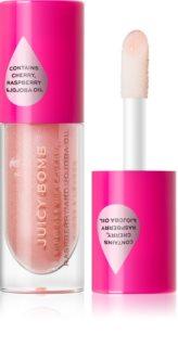 Makeup Revolution Juicy Bomb brillant à lèvres hydratant