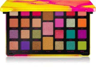 Makeup Revolution Neon Heat paletka očních stínů
