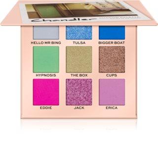 Makeup Revolution X Friends paletka očních stínů
