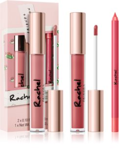 Makeup Revolution X Friends Lippenset Rachel Farbton