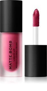 Makeup Revolution Matte Bomb rouge à lèvres liquide mat