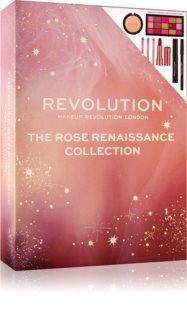 Makeup Revolution Renaissance Rose Geschenkset (für den perfekten Look)