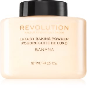 Makeup Revolution Baking Powder матираща насипна пудра