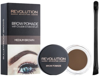 Makeup Revolution Brow Pomade pomada para as sobrancelhas