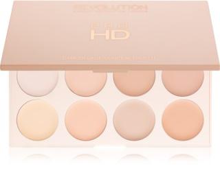 Makeup Revolution Pro HD Camouflage Corrector Palette