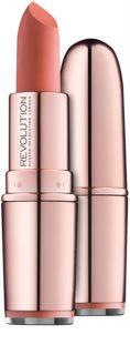 Makeup Revolution Iconic Matte Nude ruž za usne s mat efektom