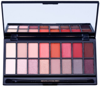 Makeup Revolution New-Trals vs Neutrals palette di ombretti con specchietto e applicatore