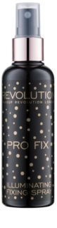 Makeup Revolution Pro Fix spray de fixação de brilho
