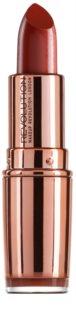 Makeup Revolution Rose Gold увлажняющая помада для губ