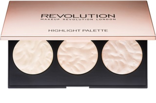 Makeup Revolution Rose Lights Highlight Palette