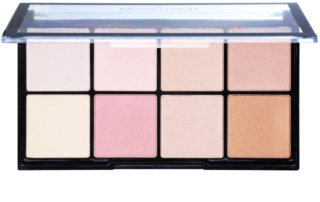 Makeup Revolution Ultra Pro Glow paleta de iluminadores