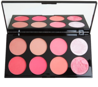 Makeup Revolution Ultra Blush paleta rdečil