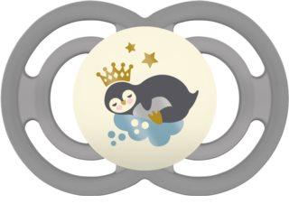 MAM Perfect Night 6m+ smoczek Penguin
