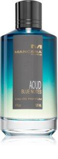 Mancera Aoud Blue Notes parfémovaná voda odstřik unisex