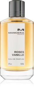 Mancera Roses Vanille eau de parfum pour femme