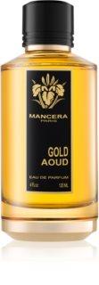 Mancera Gold Aoud eau de parfum unissexo
