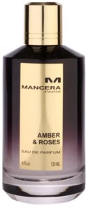 Mancera Amber & Roses Eau de Parfum unissexo