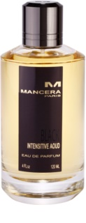 Mancera Black Intensitive Aoud eau de parfum unissexo