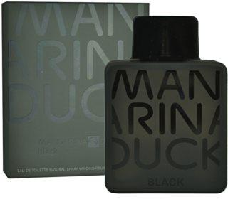 Mandarina Duck Black eau de toilette uraknak