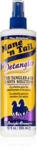 Mane 'N Tail Detangler Leave-in Spray For Easy Combing