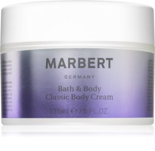 Marbert Bath & Body Classic Nourishing Body Cream