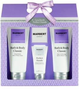 Marbert Bath & Body Classic coffret III. para mulheres
