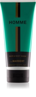 Marbert Homme Shower Gel And Shampoo 2 In 1
