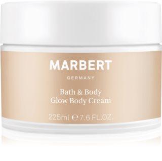 Marbert Bath & Body Glow trblietavý krém na telo