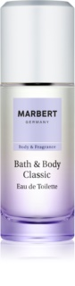 Marbert Bath & Body Classic eau de toilette for Women