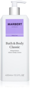 Marbert Bath & Body Classic Body Lotion for Women
