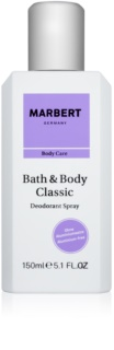 Marbert Bath & Body Classic déo-spray pour femme