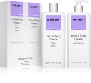 Marbert Bath & Body Classic Lahjasetti II. Naisille