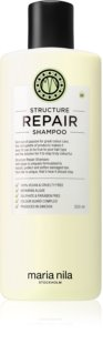 Maria Nila Structure Repair šampón pre suché a poškodené vlasy