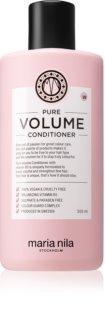 Maria Nila Pure Volume kondicionér pre objem jemných vlasov s hydratačným účinkom