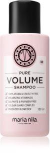 Maria Nila Pure Volume šampón pre objem jemných vlasov