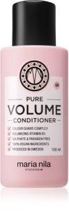 Maria Nila Pure Volume kondicionér pro objem jemných vlasů s hydratačním účinkem