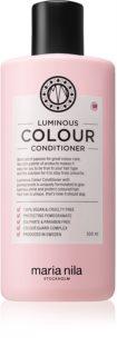 Maria Nila Luminous Colour Aufhellender und stärkender Conditioner für coloriertes Haar